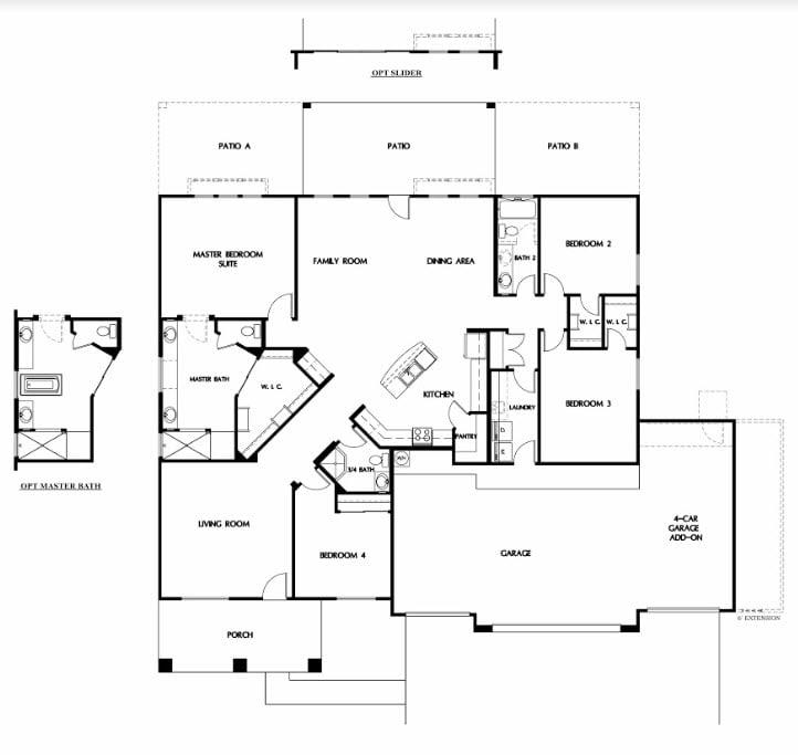 Floor Plan 2500
