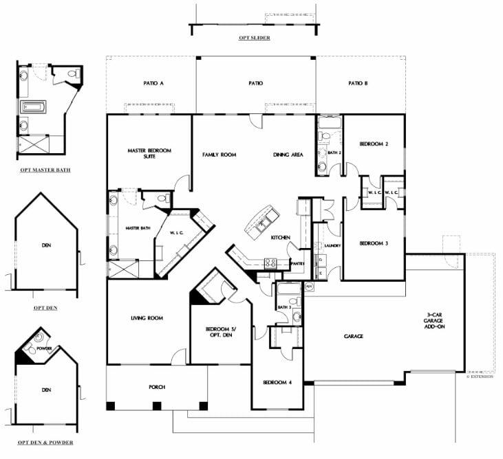 Floor Plan 2784