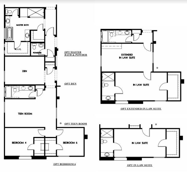 Floor Plan 3282 2